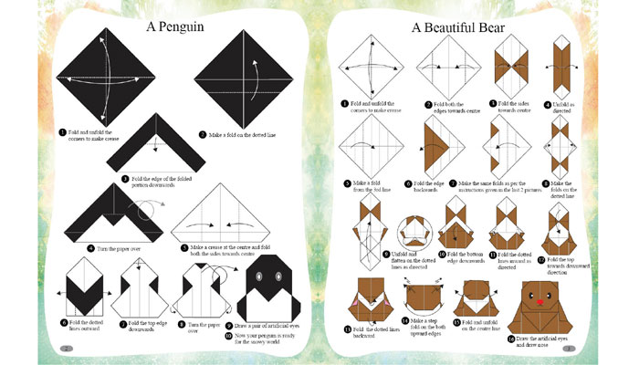 buy origami books paper folding books my learn and play